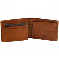 Mens Leather Wallets - 7002