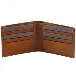 Mens Genuine Leather Wallets - 7007