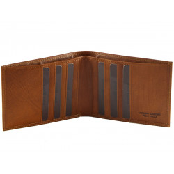 Genuine Leather Men's Wallet - 7023