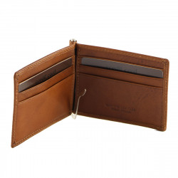 Leather Cards Holder - 7025