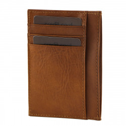 Leather Card Holder - 7038