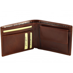Mens Genuine Leather Wallets - 7046