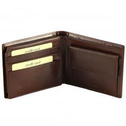 Genuine Leather Men's Wallet  - 7056