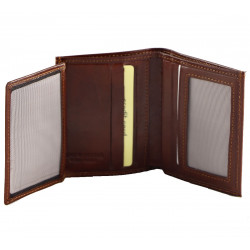 Men's Leather Wallets - 7061