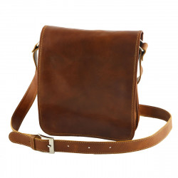 Leather Man Bag - 2001 - Mens Shoulder Bags