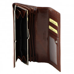 Leather Women's Wallets - 7074
