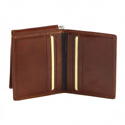 Leather Cards Holder - 7088