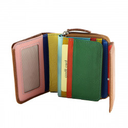 Womens Leather Wallets - 7109