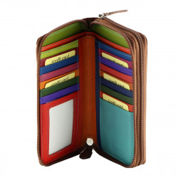 Womens  Leather Wallets - 7112