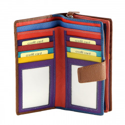 Womens  Leather Wallets - 7119