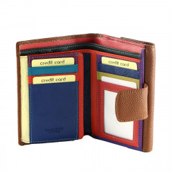 Woman Genuine Leather Wallets - 7122