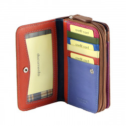 Womens Leather Wallets - 7123