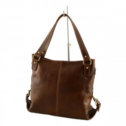 Women's Bags Leather - 1011 - Shoulder / Shopper Bag