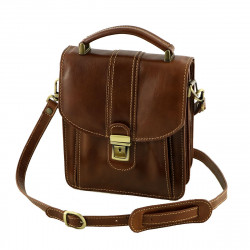 Men's Leather Bags - 2006 - Genuine Leather Bag