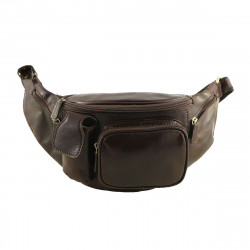 Leather Waist Bags - 2009 - Men Leather Bag