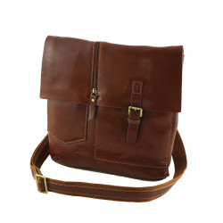 Leather Messenger Bag - 2014 - Leather Bags Unisex