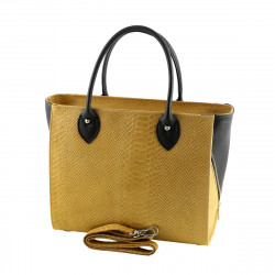 Womens Shopper Bag - 1027 - Genuine Leather Bags