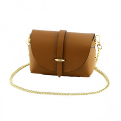 Leather Shoulder Bag - 1028 - Genuine Leather Bags