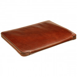Genuine Leather Document Case - TLB0594 - Luxury - Leather Bags Toscana