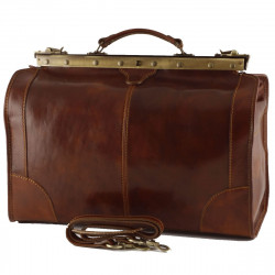 Travel Leather Bags - 0003 - Large - Luxury