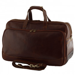 Leather Trolley - 0016 - Luxury