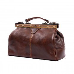 Leather Medical Bag - 0007 - Luxury