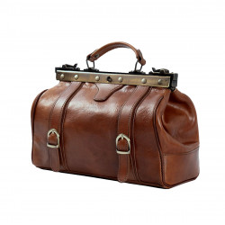 Leather Medical Bag - 0006 - Luxury