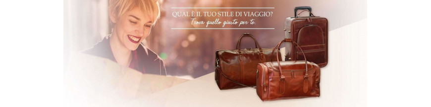 Toskana Leather Bags